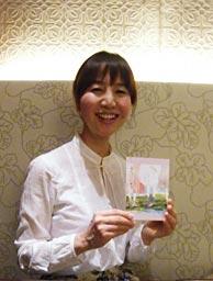 2014年4月 大阪日日新聞に掲載していただきました。