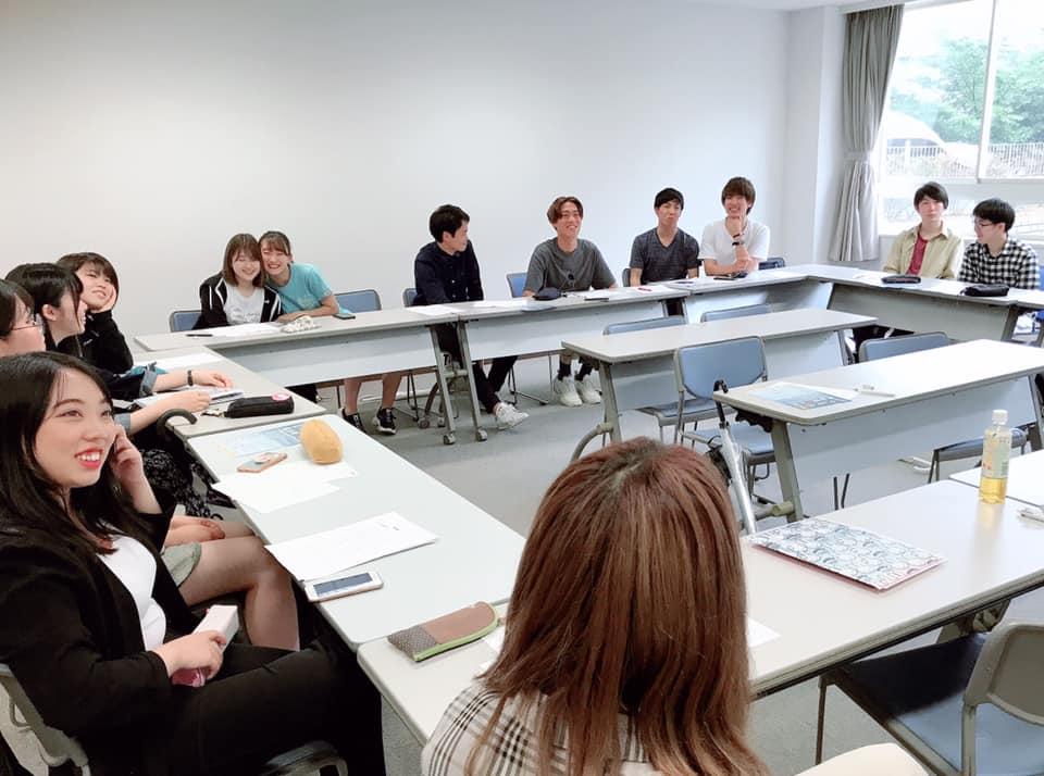 関西大学で短歌講座をさせていただきました